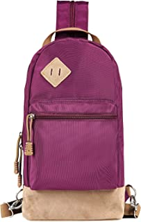 MEYFANCY Sling Bag Small Hiking Backpack,Mini Size