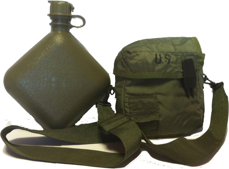 OD Grün Military Issue New 2 Quart Wasser Kantine mit mit mit G. I. Issue verwendet, B00O9753HU  Primäre Qualität cfaf19