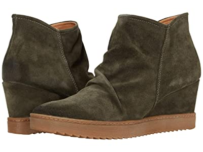 Sofft Siri Waterproof (Olive Fatigue Oiled Cow Suede) Women