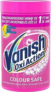 Vanish Oxi Action - Colour Safe Poeder Base - Vlekkenverwijderaar voor Witte en Gekleurde Was - 1,5 kg