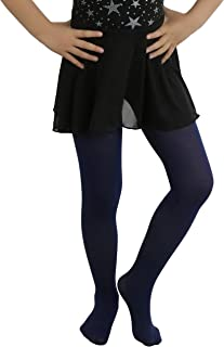 ToBeInStyle Girl's Girls Opaque Tights