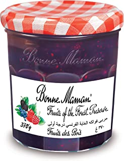 Bonne Maman Fruit of the forest Jam, 370 gm (Pack of 1)