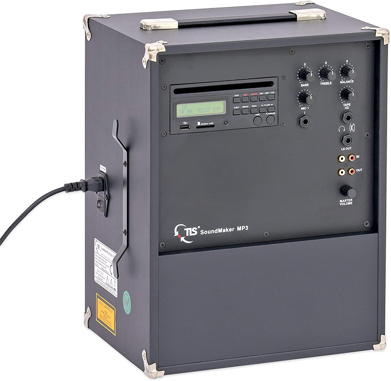 Betzold 742910Maker MP3 USB Rec Blautooth