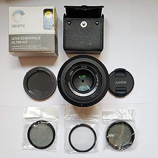 SonySonnar T* FE 55mm f/1.8 ZA Lens, Black