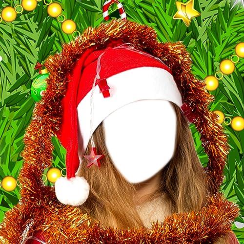 Funny Christmas Photo Montage