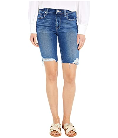 Paige Jax Cutoffs Shorts in Starla Destructed (Starla Destructed) Women