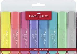 Faber-Castell 154681 Surligneur 1546 Lot de 8 étuis