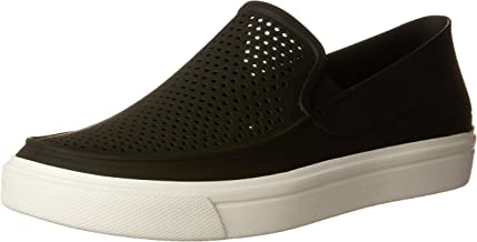 crocs Women's Citilane Roka Slip-On Sneaker | Comfortable Casual Athletic Shoe
