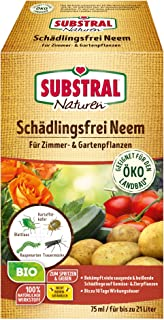 Naturen Bio Schädlingsfrei Neem, Konzentrat gegen saugende und beißende Schädlinge an..