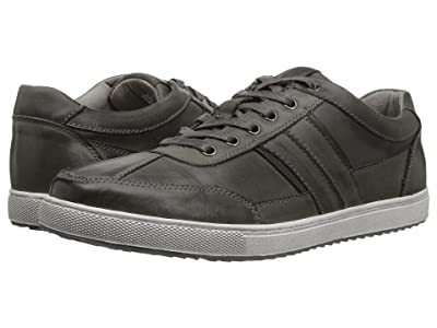 Kenneth Cole Reaction Sprinter Sneaker (Grey Leather) Men