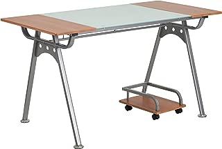 Best flash furniture glass top writing desk Reviews