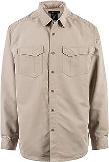 5.11 Tactical Fast-Tac 长袖衬衫,卡其色,M 码