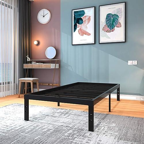 Homus Metal Platform Bed Frame for Heavy Duty   Rating price