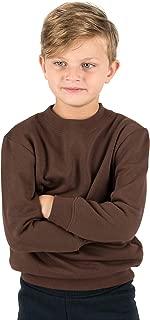 brown sweatshirt boys