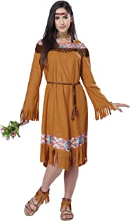 Women's Classic Indian Maiden