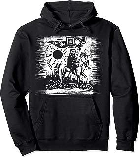 death card hoodie