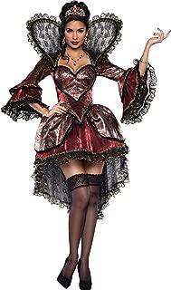InCharacter Women's Wonderland Queen Costume