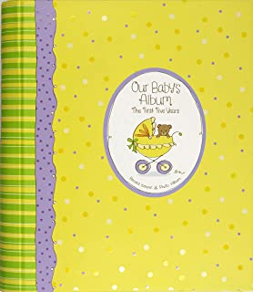 Our Baby's Album: The First Five Years (Record Keeper and Photograph Album, Baby's Book)