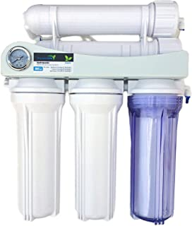 Aquatic Life 5-Stage 200 GPD Hydroponic Reverse Osmosis Filtration System