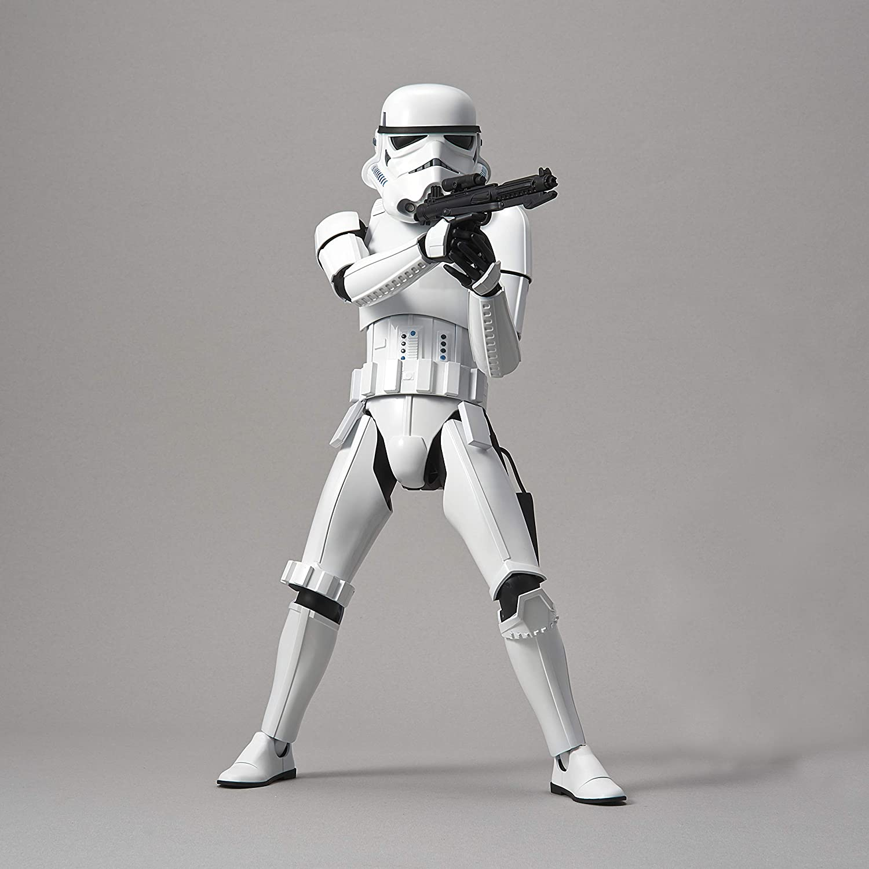 Star Wars Limited Special Price Stormtrooper 1 6 scale model kit plastic Overseas parallel import regular item