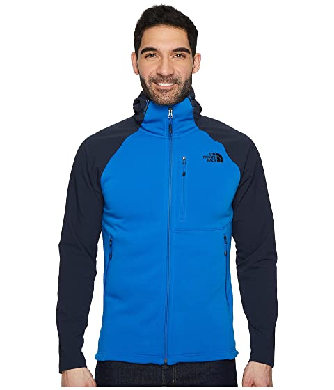 9ac206d9606 The North Face Tenacious Hybrid Hoodie at 6pm
