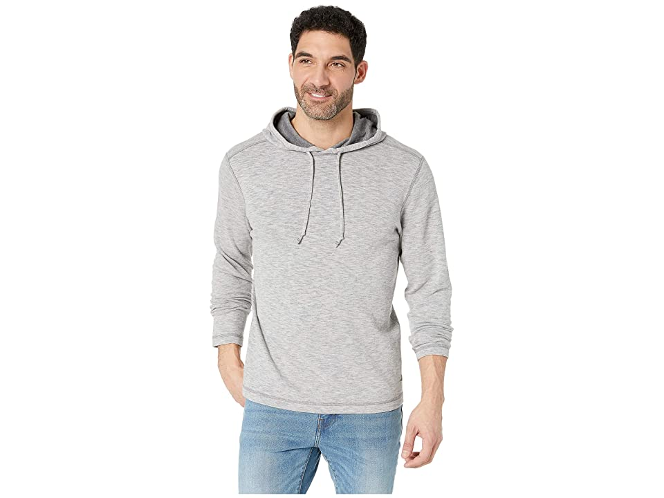 Tommy Bahama - Tommy Bahama Sea Glass Flip Reversible Hoodie , Black