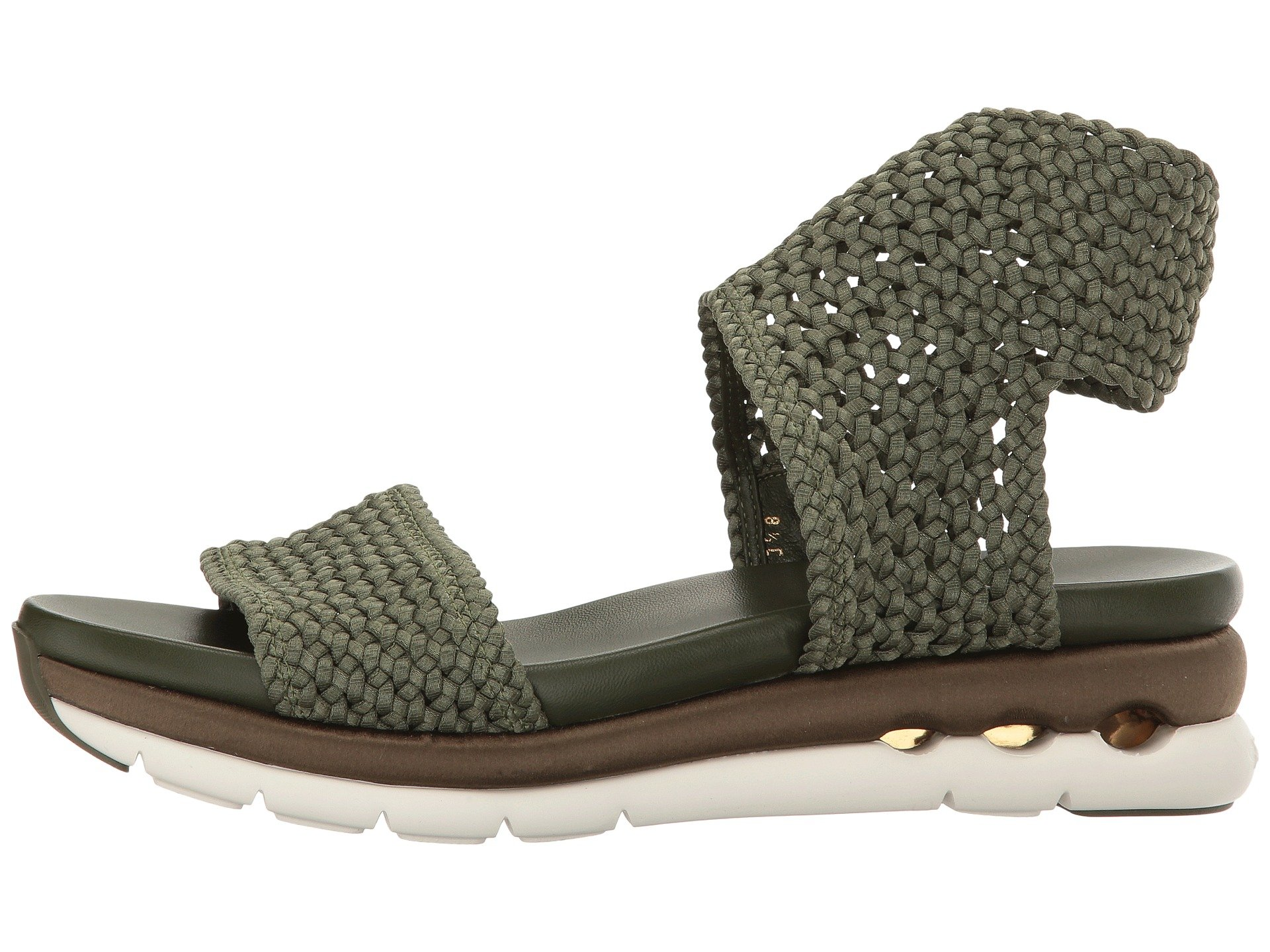 Salvatore Ferragamo Elastic Platform Sandal YCe40mAsx
