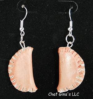 pierogi earrings