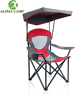 Best fold up chair with canopy and footrest Reviews