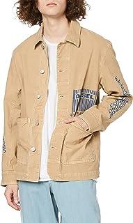 (ディーゼル) DIESEL メンズ ジャケット デニム ジョグジーンズ A010910KAYM