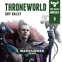 Throneworld: Warhammer 40,000: The Beast Arises, Book 5
