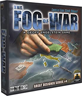 Fog of War, The Board Game (2 Player)