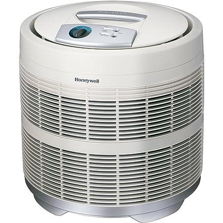 Honeywell 50250-S True HEPA Air Purifier, 390 sq. ft, White
