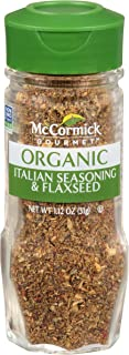 McCormick Gourmet Italian Seasoning With Flax, 1.12 oz