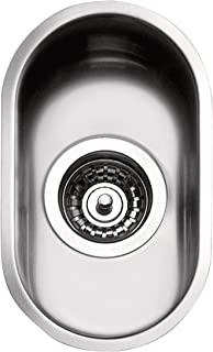 Einbauspüle Spülbecken Küchenspüle Edelstahlspüle Waschbecken Arabeska ZAA 010A