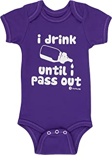 Fayfaire Boutique | Funny I Drink Until I Pass Out NB-12M