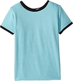 Four-Way Reversible Short Sleeve Jersey Shirt (Little Kids/Big Kids)
