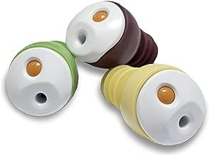 Oliso Pro Wine and Oil Freshkeeper Bottle Sealers for Oliso Vacuum Sealers