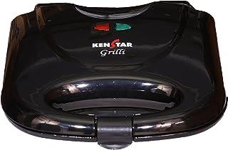 Kenstar Grilli 750-Watt Sandwich Maker (Black)