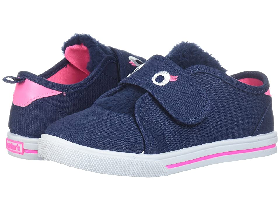 Carters Arya-G (Toddler/Little Kid) (Navy) Girl
