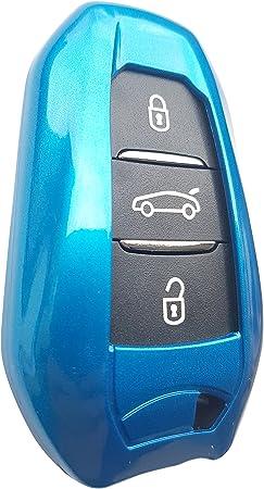 Ck Citroen Keyless Abs Car Key Case Elektronik