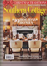 SOUTHERN COTTAGE MAGAZINE TRADITIONAL CHRISTMAS WINTER 2016.
