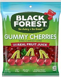 cherry gummy candy