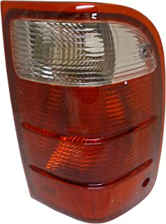 Ford Ranger Tail Light - Right Rear/back Tail Lamp W/o