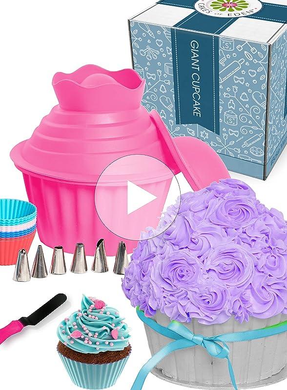 OMG Cupcake Pink