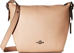 COACH - Dufflette in Natural Calf Leather