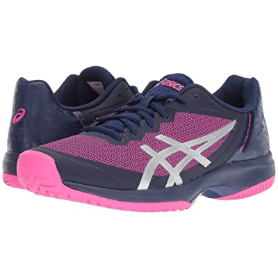 ASICS Gel-Court Speed (Blue Print/Pink Glo) Women