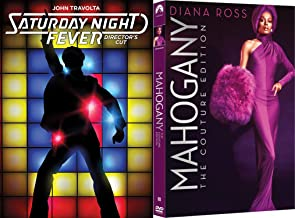 When Fashion and Dancing Collide, You Get Mahogany (The Couture Edition) & Saturday Night Dever (Director's Cut) 2-DVD Bundle