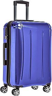 حقيبة سفر قابلة للتوسيع من أمازون بيسيكس مع قفل إدارة أمن المواصلات