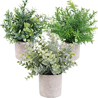 Artificial Plants In Pots For Home Decor Indoor